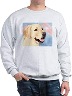 CafePress Yellow Lab #2 Merchandise! Sweatshirt