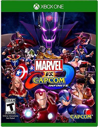 Marvel Vs. Capcom: Infinite – Xbox One Standard Edition