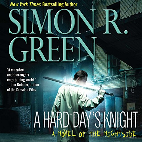 A Hard Day's Knight cover art