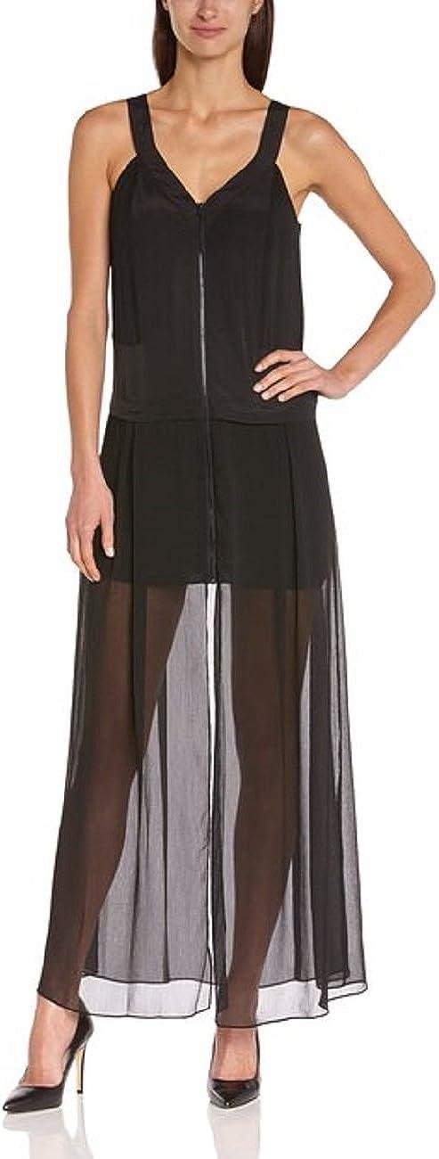 BCBGeneration Black Cocktail Sleeveless Dress, Small