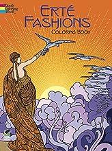 Erte Fashions Coloring Book