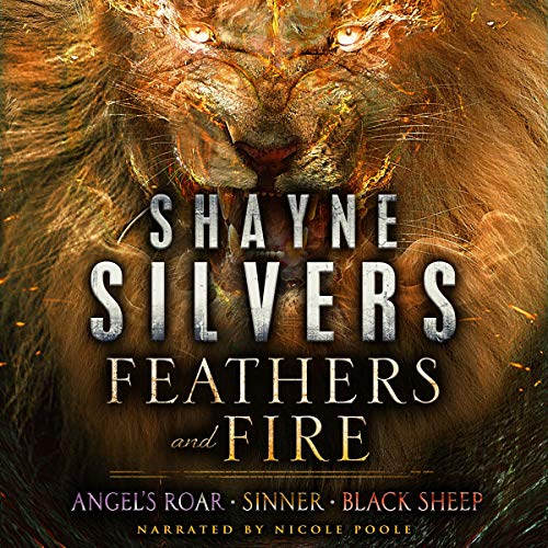 Feathers and Fire Series: Books 4-6 cover art