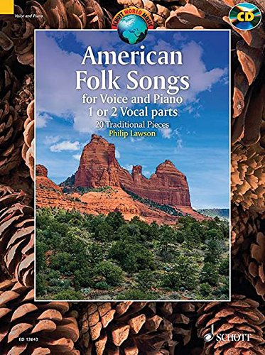 American folk songs +cd (Schott World Music)