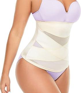 Sponsored Ad - Waist Cincher Shapewear for Women Waist Trainer Tummy Control Corset Body Shaper Girdle