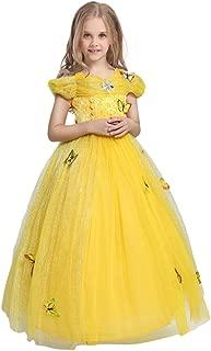 JiaDuo Girls Princess Fancy Dress Butterfly Party Costumes
