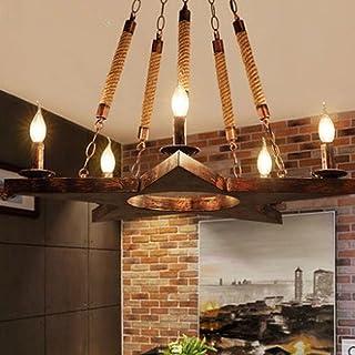interiores techo lámpara de Vintage de Iluminación péndulo UpLqVSMGz