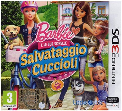 Barbie E Le Sue Sorelle: Salvataggio Cuccioli - Nintendo 3DS