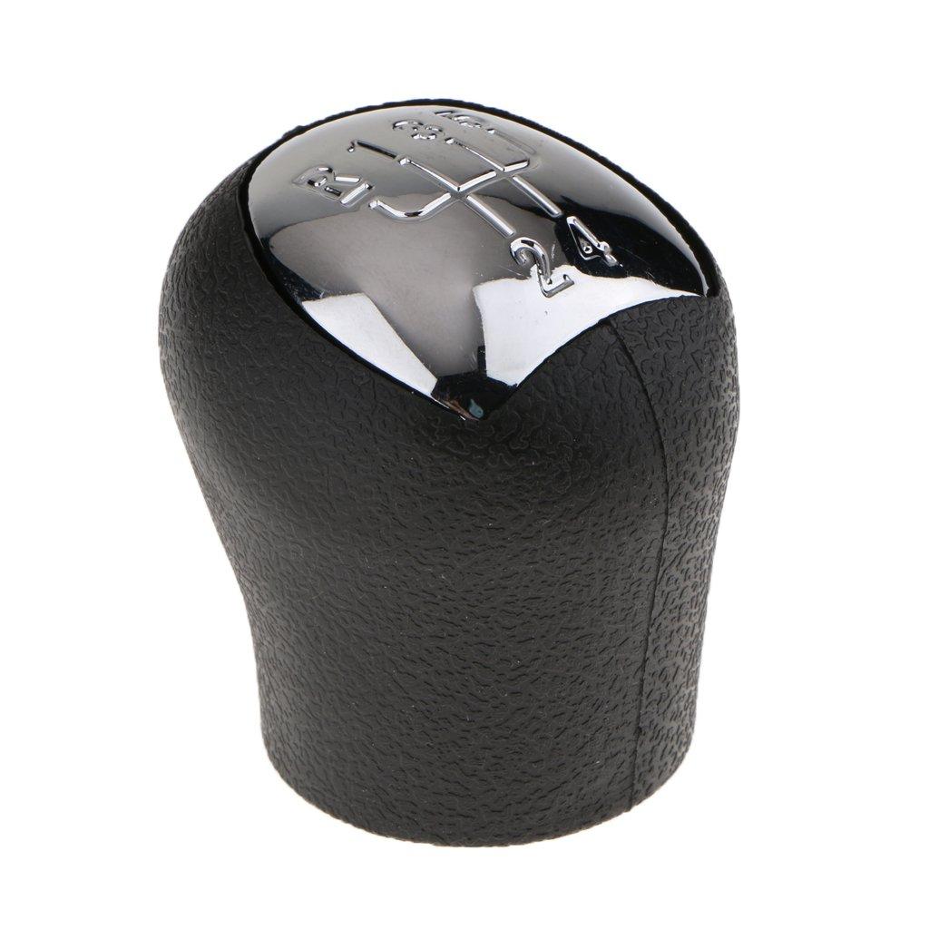 Scheme 1 1x Gear Knob Sticker Diameter 40/mm 6-Speed Gear Stick Badge Silicone Sticker