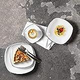 Seltmann Weiden 001.750860 Lido Black Line Kaffeeservice 18-teilig 10826 - 3