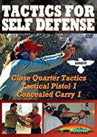 Self Defense-Gunsite Academy-Tactics for Self Defe [DVD] [Import]