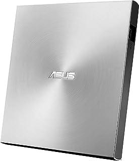 ASUS - Grabadora Externa ZenDrive U9M Ultra Slim, Tipo C, Compatible con Windows y Mac OS, Color Plateado + Software Inter...