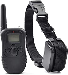 comprar comparacion Collar Adiestramiento PET 998DR-1 300 Metros Batería Recargable