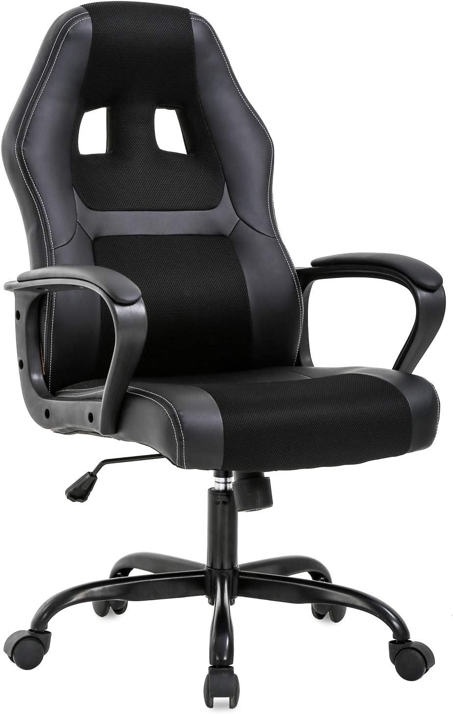 Office security Chair PC Gaming Cheap Daily bargain sale Leath PU Ergonomic Desk