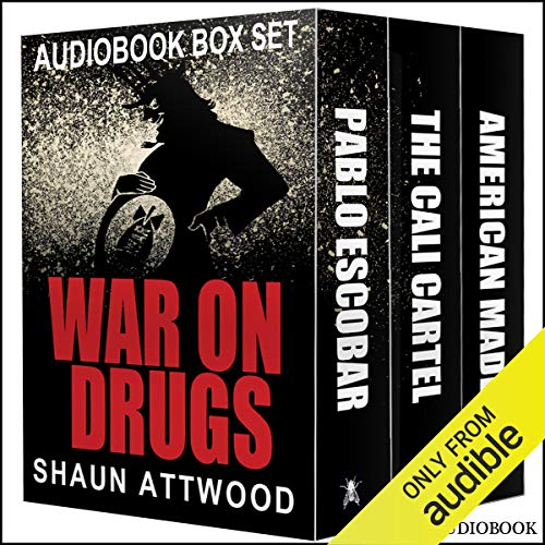 War on Drugs Box Set Audiobook By Shaun Attwood cover art