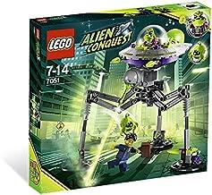 LEGO Space Tripod Invader 7051