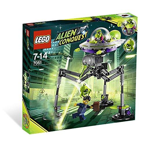 LEGO Alien Conquest 7051 , color/modelo surtido