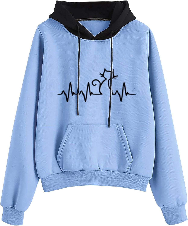 HIRIRI Loose Sweatshirts for Sale 5 popular Womens Long Colo Sleeve Fall Casual