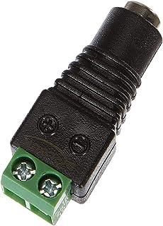 DELOCK 65485 Adapter Terminalblok > DC 2,5 x 5,5 mm bus