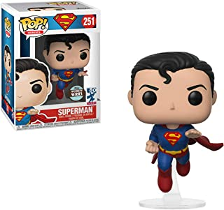 DC Superheroes - 80th Anniversary Superman (Flying) Specialty Series Vinyl Figure with Protector Case