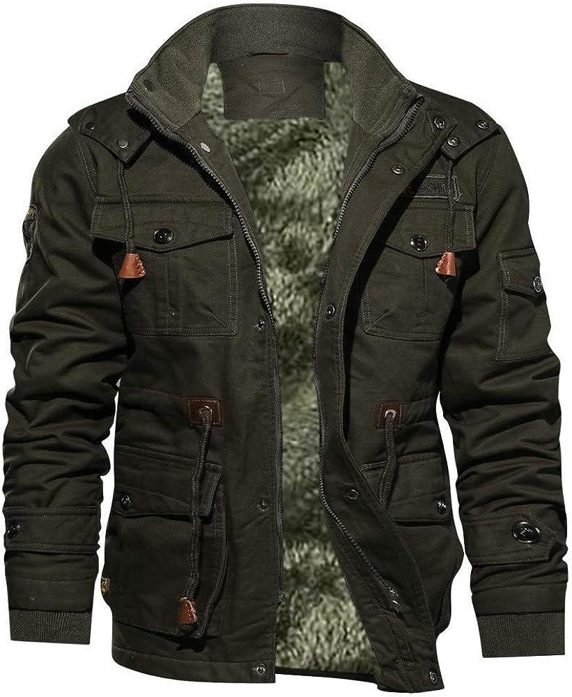 Mens Slim Jacket Outerwear Designed Lapel Cardigan Coat Jacket Overcoat