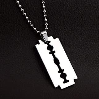 FidgetGear Collares Cadenas de Oro para Hombre 18K Joyas Joyeria Fina de Moda Plata 925