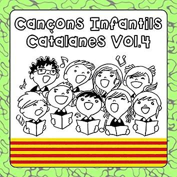 Cançons Infantils Catalanes Vol. 4