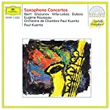 Villa-Lobos: Fantasia for Soprano Saxophone, 3 Horns and String Orchestra - 2. Lent