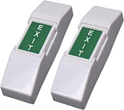 push button exit switch