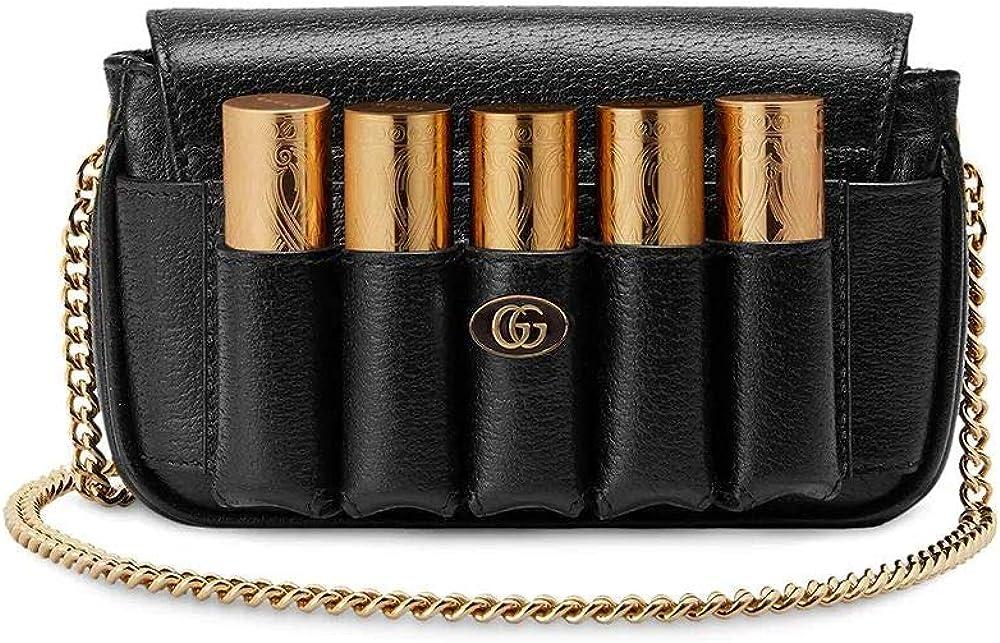 Gucci luxury fashion borsa a spalla donna 615463DJ2QS1000