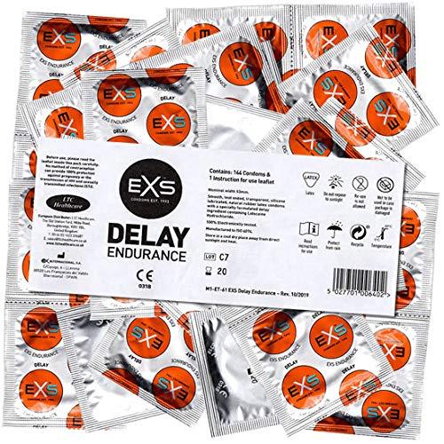 günstig EXS Delay Endurance – 144 Kondome – Lieben Sie die Wirkstoffe länger – mit mehr Resistenz… Vergleich im Deutschland