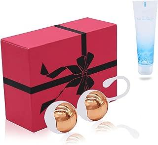 Adorime Kegel Exercise Weights Ben Wa Kegel Balls Weighted Exercise Kit for Beginner - Doctor Recommended for Women & Girls Bladder Control & Pelvic Floor Exercises