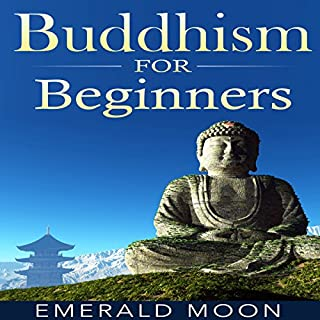 Buddhism for Beginners cover art