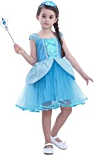 Toddler Baby Girls Princess Costume Dress Up for Birthday Party, Beauty Pageant, Christmas, Dance and Daily Wear