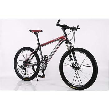 KXDLR Moutain para Bicicleta 27/30 Plazos De Envío MTB 26 Pulgadas ...