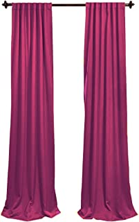 Best magenta curtains drapes Reviews