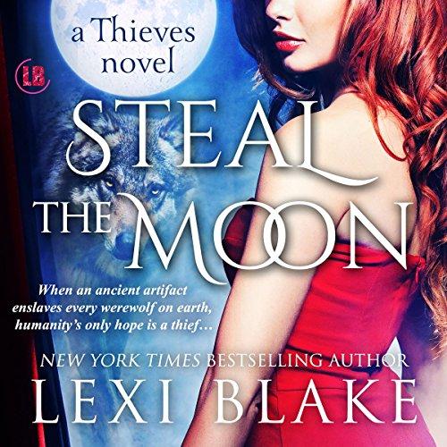 Couverture de Steal the Moon