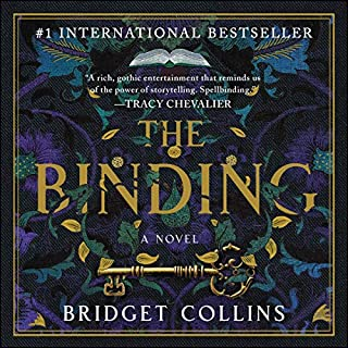 Page de couverture de The Binding