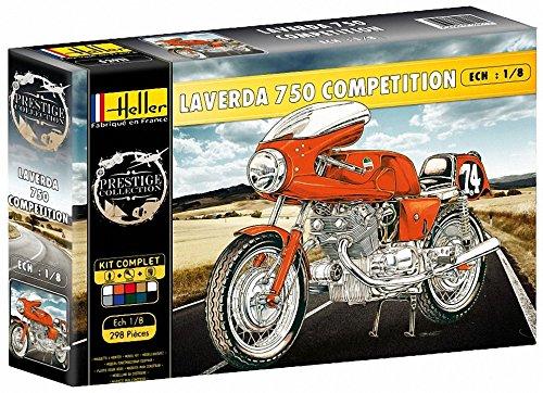 Heller 52911 - Modellbausatz Laverda 750