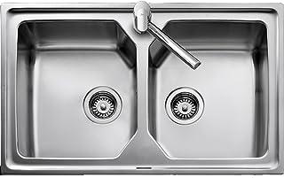 TEKA PREMIUM 2B 80 Inset Stainless Steel Sink