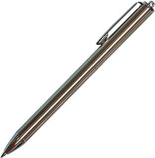 加圧式ステンレスボールペン 黒 KSB-130PT