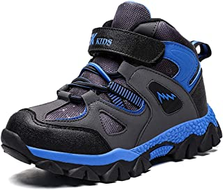 boys timberland hiking boots