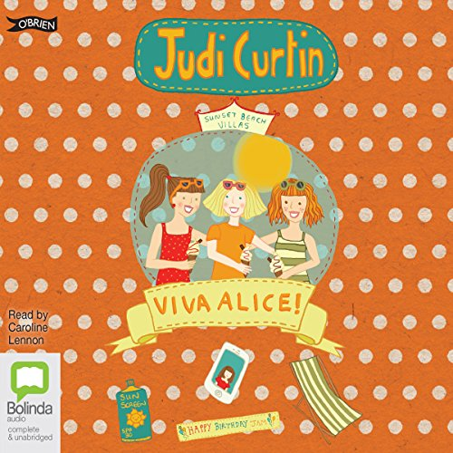 Viva Alice! audiobook cover art