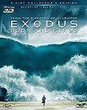 エクソダス:神と王 4枚組コレクターズ・エディション〔初回生産限定〕[Blu-ray/ブルーレイ]