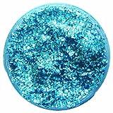 Snazaroo - Pintura facial y corporal con gel de purpurina, 12 ml, color azul cielo