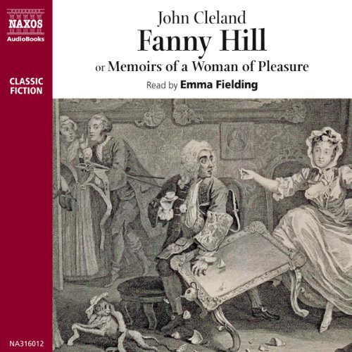 Fanny Hill cover art