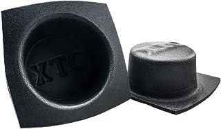 Metra vxt62–Coche Altavoz de Carcasa Protectora de espuma (redonda/Plano/diámetro 14cm/par) para mejor acústica & Protección contra el agua, óxido, polvo para uso por ejemplo en coche, barco, Spa, Terraza, etc.