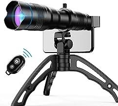 Apexel - Juego de Lentes para cámara de teléfono