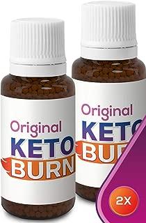 Keto Burn Original Efectiva cura de gránulos