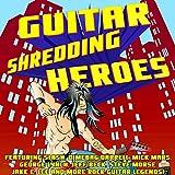 Guitar Shredding Heroes Featuring Slash, Dimebag Darrell, Mick Mars, George Lynch, Jeff Beck, Steve Morse, Jake E. Lee and More Rock Guitar Legends!