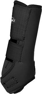 Tough 1 Economy Vented Rear Sport Boots, Black, Medium